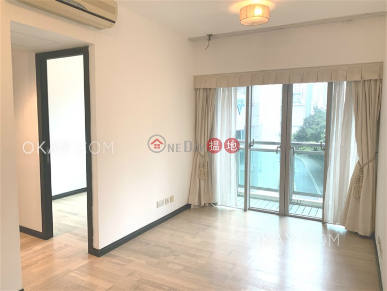Tasteful 2 bed on high floor with sea views & balcony   For Sale, 1 High Street   Western District Hong Kong Sales HK$ 12M