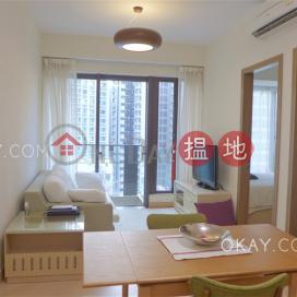 Unique 1 bedroom with balcony | Rental|Wan Chai DistrictPark Haven(Park Haven)Rental Listings (OKAY-R99195)_3