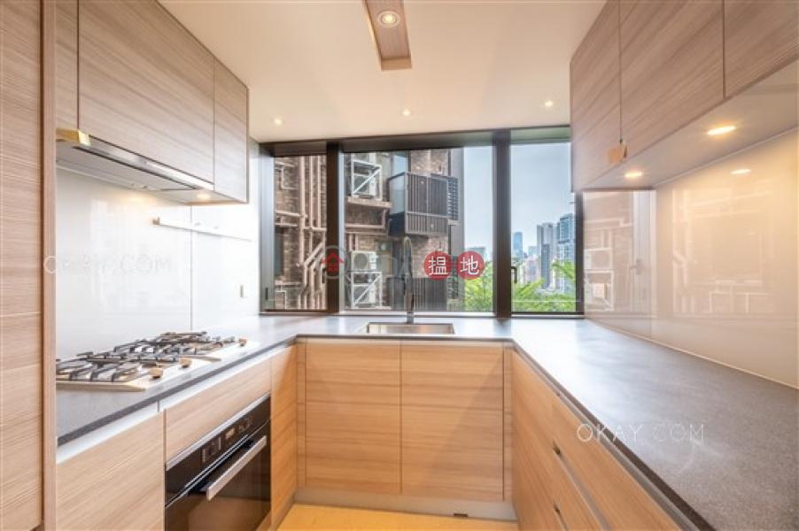 Tasteful 3 bedroom with balcony | For Sale | Block 1 New Jade Garden 新翠花園 1座 Sales Listings