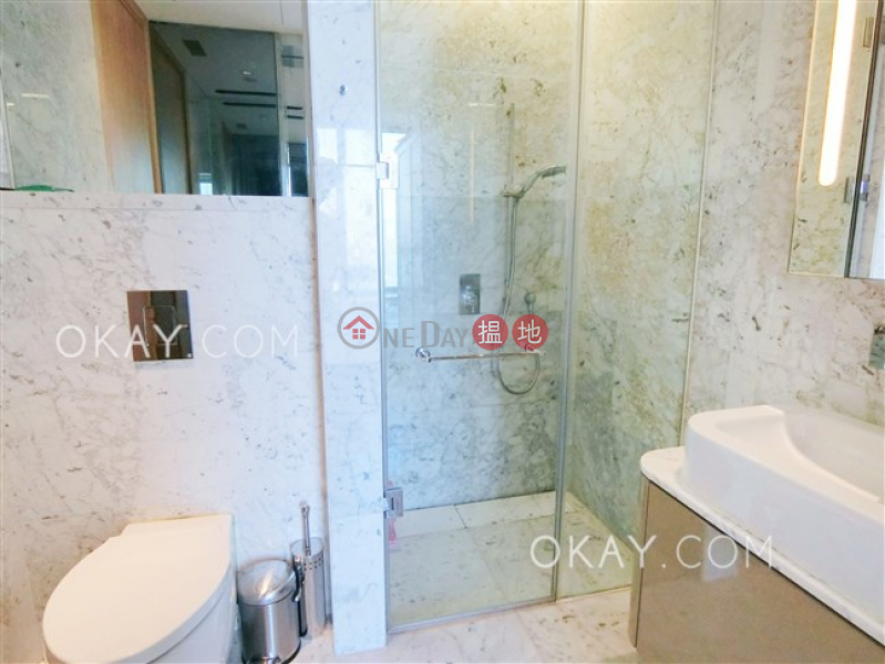 HK$ 23,000/ month, The Gloucester Wan Chai District Nicely kept 1 bedroom with sea views & balcony   Rental