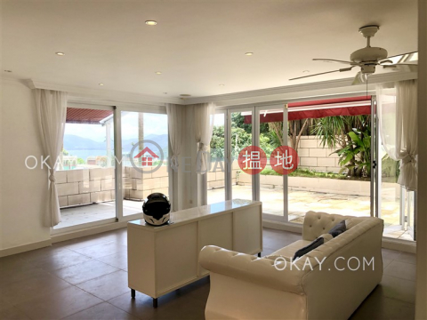 Luxurious house with rooftop & parking | Rental|Ng Fai Tin Village House(Ng Fai Tin Village House)Rental Listings (OKAY-R375974)_0