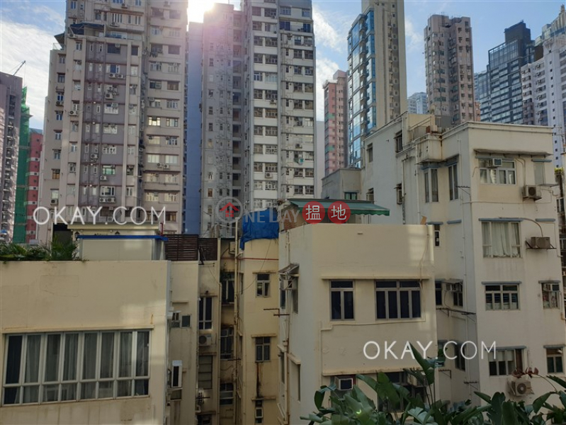 1房1廁,露台鴨巴甸街28號出租單位28鴨巴甸街 | 中區香港-出租-HK$ 28,000/ 月
