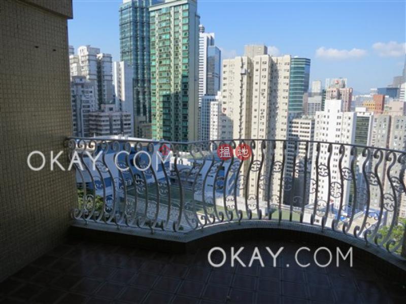 HK$ 58,000/ month | Ewan Court | Eastern District Unique 3 bedroom with balcony & parking | Rental