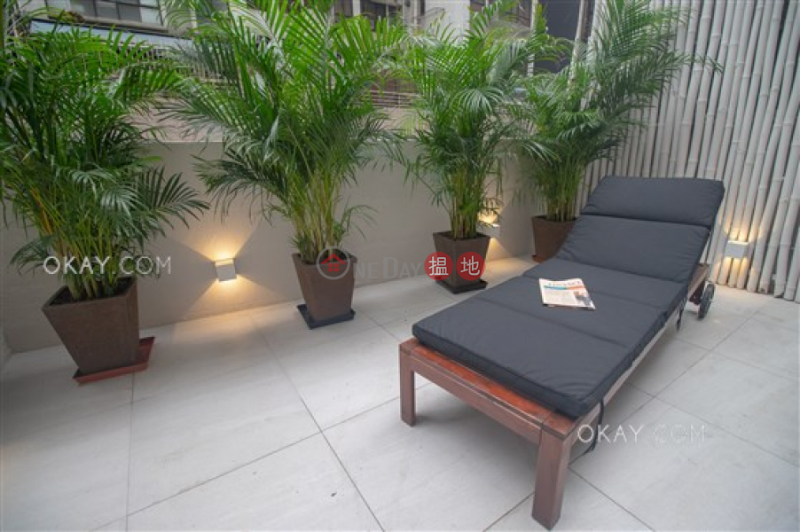 Lovely 1 bedroom with terrace | For Sale, Ka On Building 嘉安大廈 Sales Listings | Western District (OKAY-S370162)