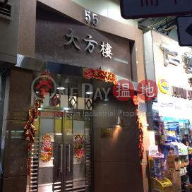 Tai Fong Building (Block J) Cosmopolitan Estates,Tai Kok Tsui, Kowloon