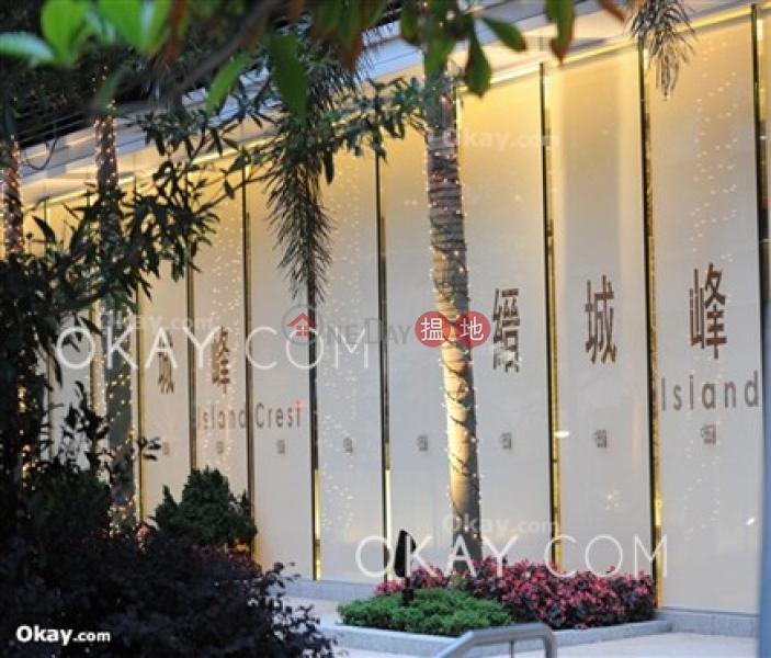 Stylish 2 bedroom on high floor with balcony | Rental | Island Crest Tower 2 縉城峰2座 Rental Listings