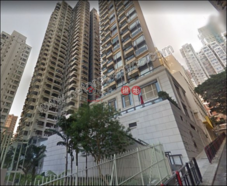 Mid - Level Central residential for Rent, The Pierre NO.1加冕臺 Rental Listings | Central District (A056295)