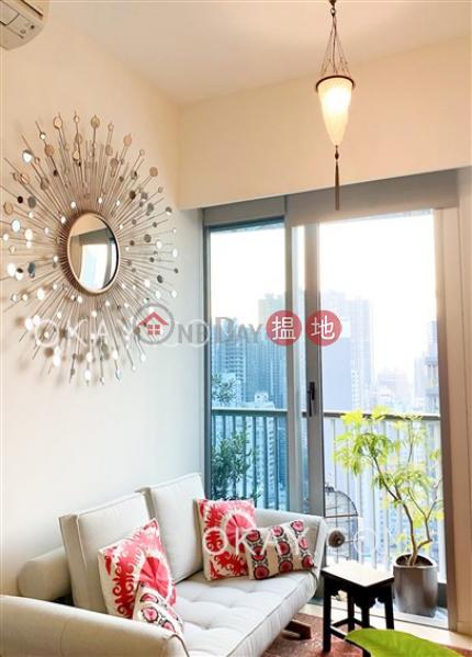 Unique 2 bedroom on high floor with balcony | Rental | 1 Sai Yuen Lane | Western District Hong Kong, Rental, HK$ 35,000/ month