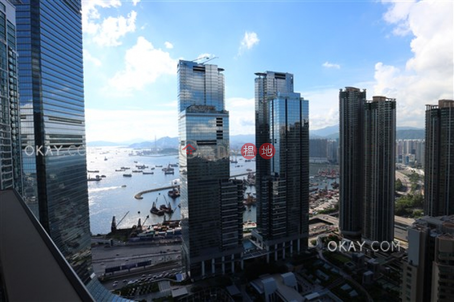 3房2廁,極高層,星級會所,露台《凱旋門摩天閣(1座)出租單位》1柯士甸道西 | 油尖旺-香港出租HK$ 57,000/ 月
