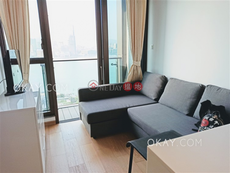 Gorgeous 1 bed on high floor with sea views & balcony   For Sale, 212 Gloucester Road   Wan Chai District Hong Kong Sales   HK$ 15M