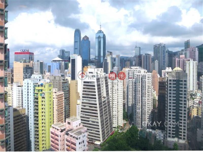 香港搵樓 租樓 二手盤 買樓  搵地   住宅出租樓盤-2房1廁,極高層,星級會所,可養寵物《盈峰一號出租單位》