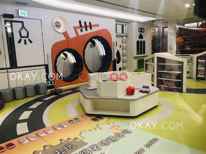 Rare 1 bedroom on high floor with sea views & balcony | For Sale | Cullinan West II 匯璽II Sales Listings