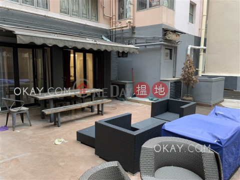 Charming 1 bedroom with terrace | Rental|Wan Chai DistrictPak Tak Building(Pak Tak Building)Rental Listings (OKAY-R67805)_0