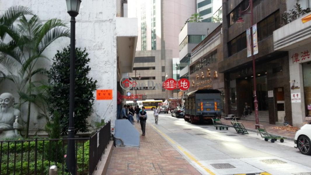 HK$ 2,680萬永順大廈 西區-上環全層商廈出售