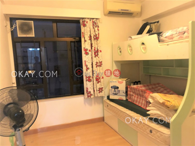Unique 3 bedroom on high floor with rooftop & parking | For Sale | Kerin Court 嘉鳴閣 Sales Listings
