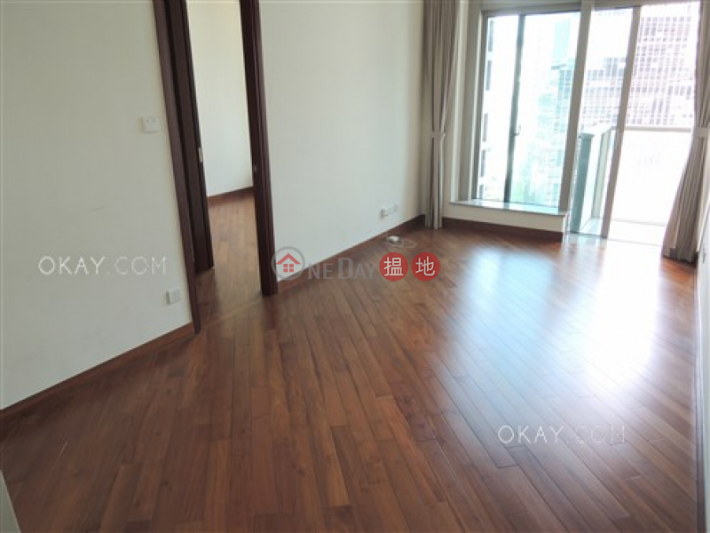 HK$ 33,000/ month | The Avenue Tower 2 Wan Chai District, Luxurious 1 bedroom on high floor with balcony | Rental