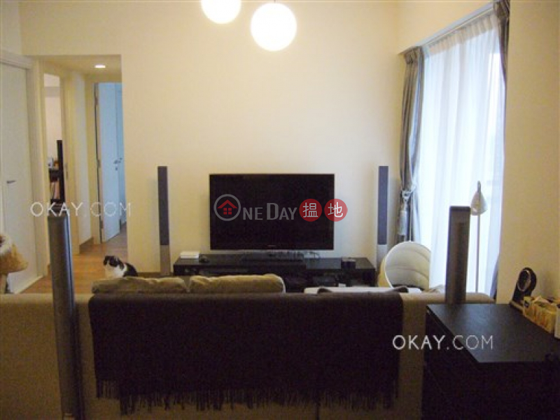 HK$ 24M, Centrestage Central District | Lovely 2 bedroom on high floor with balcony | For Sale