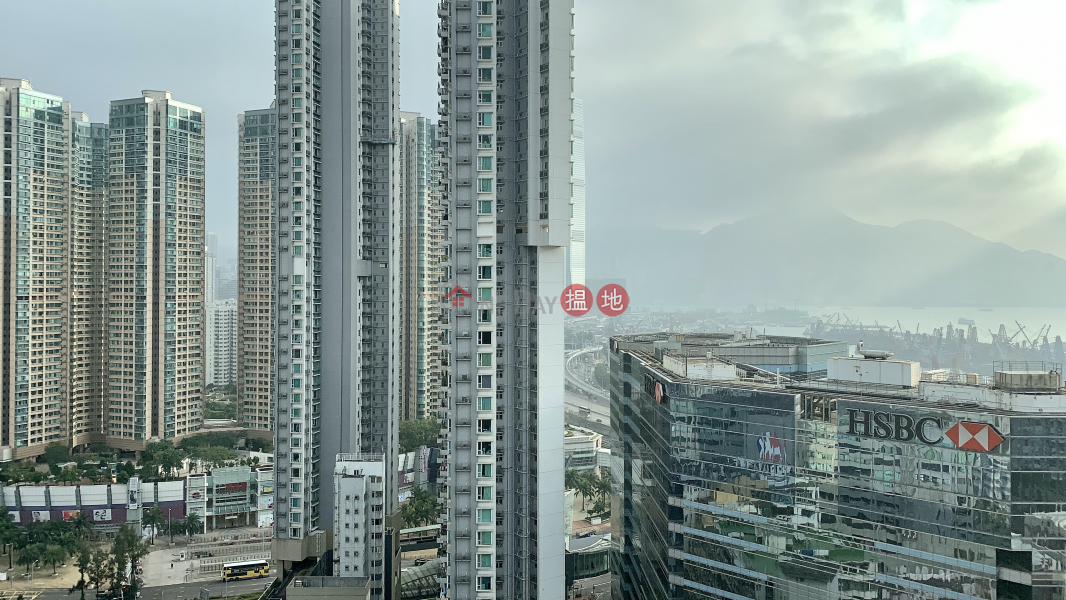 Harbor view, Fully furnished, high-floor, studio apartment, Olympic, 17 Ka Shin Street | Yau Tsim Mong, Hong Kong | Rental | HK$ 12,000/ month