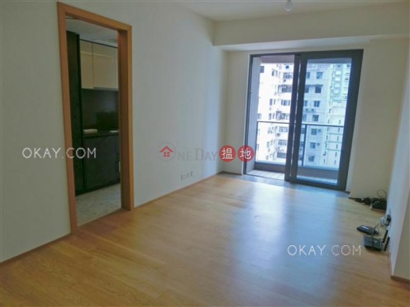 2房1廁,星級會所,露台《殷然出租單位》-100堅道   西區-香港 出租-HK$ 37,000/ 月