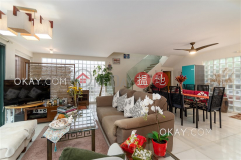 Rare house with sea views, rooftop & terrace | For Sale|Siu Hang Hau Village House(Siu Hang Hau Village House)Sales Listings (OKAY-S313012)_0