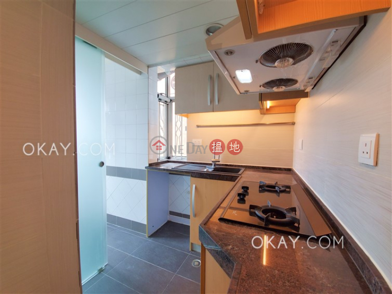 Property Search Hong Kong | OneDay | Residential, Rental Listings | Tasteful 3 bedroom on high floor with balcony & parking | Rental