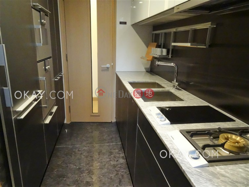 HK$ 55,000/ month | My Central | Central District Luxurious 3 bedroom with balcony | Rental