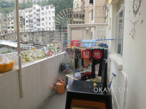 Luxurious 3 bedroom with balcony & parking | Rental|16-18 Kai Yuen Street High Life Mansion(16-18 Kai Yuen Street High Life Mansion)Rental Listings (OKAY-R6277)_0