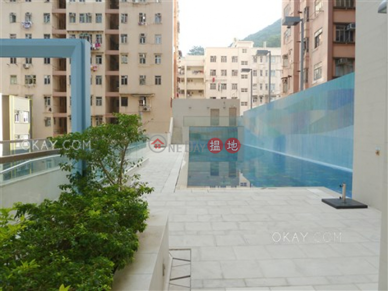 Property Search Hong Kong | OneDay | Residential Rental Listings Luxurious 1 bedroom on high floor with balcony | Rental