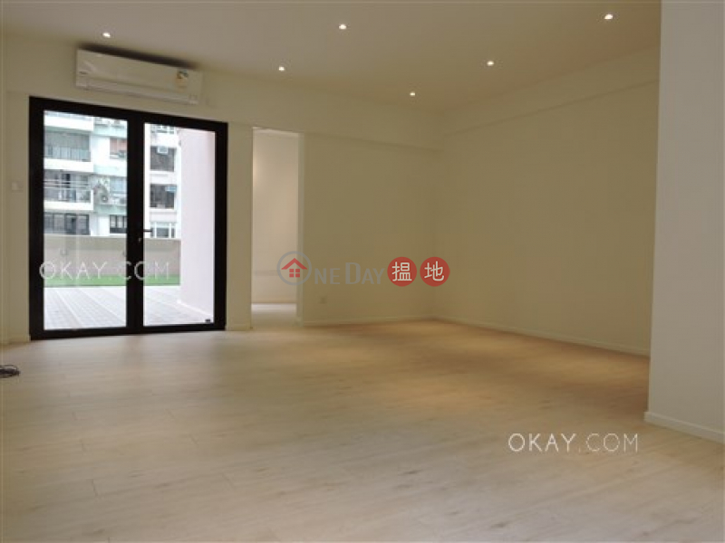 HK$ 58,000/ month Way Man Court | Wan Chai District | Rare 2 bedroom with terrace | Rental