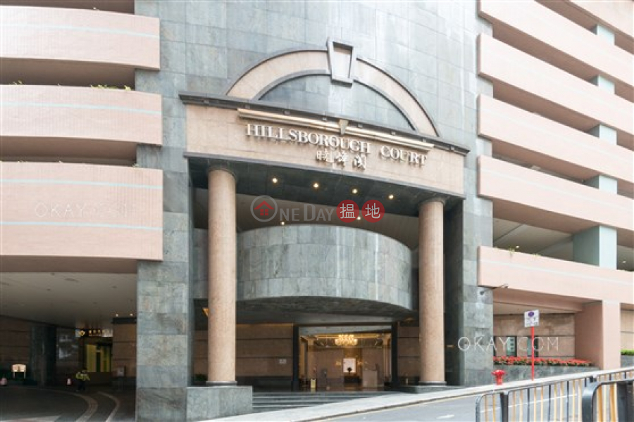 HK$ 32,000/ 月曉峰閣 中區-2房1廁,實用率高,極高層,星級會所《曉峰閣出租單位》
