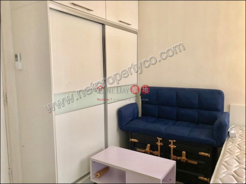 Fully Furnished Studio for Rent, Kwong Tak Building 廣德大樓 Rental Listings | Wan Chai District (A041724)