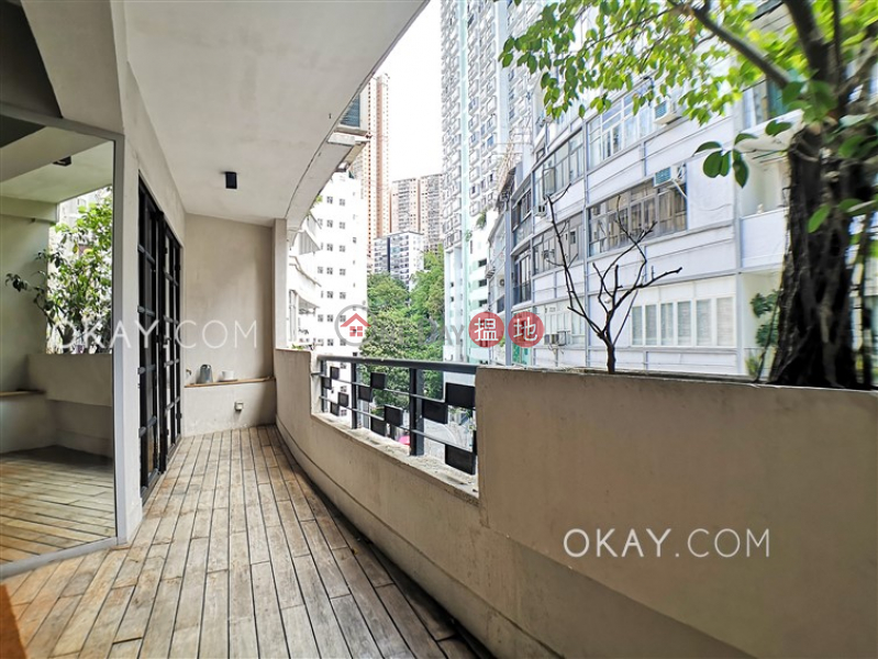 Lovely 2 bedroom on high floor with balcony | Rental | 36-42 Lyttelton Road | Western District | Hong Kong Rental HK$ 65,000/ month