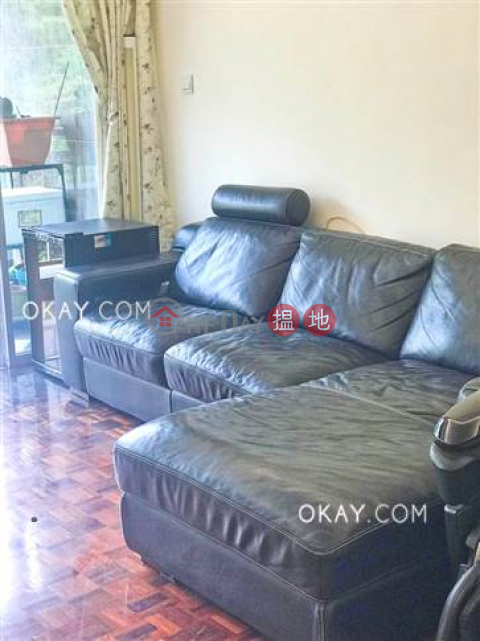 Efficient 2 bed on high floor with balcony & parking | For Sale|Block 25-27 Baguio Villa(Block 25-27 Baguio Villa)Sales Listings (OKAY-S116572)_0