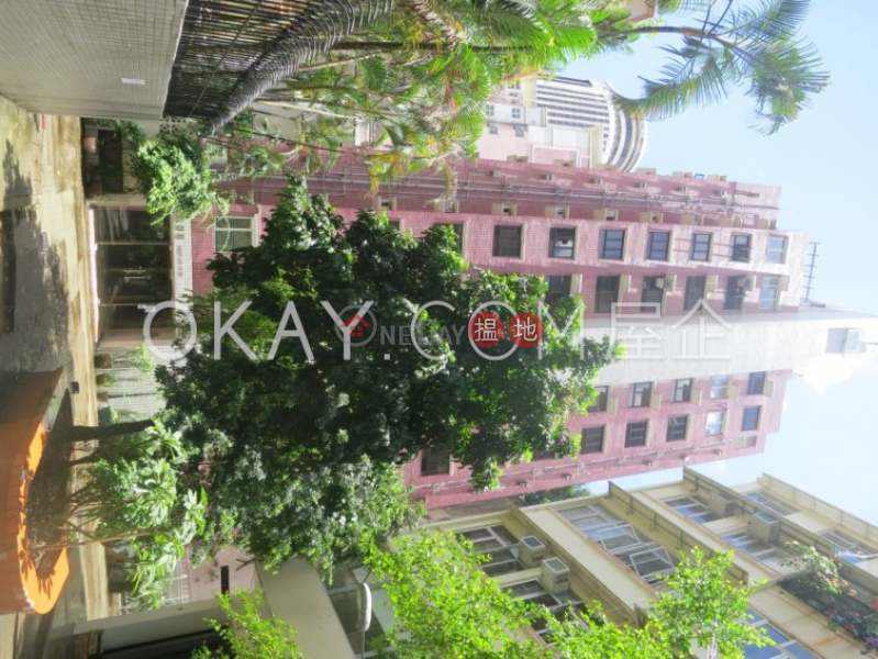 HK$ 25,000/ month   Greenland House   Wan Chai District Intimate 1 bedroom on high floor with rooftop   Rental