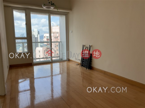 Lovely 2 bedroom on high floor with sea views & balcony | For Sale|Reading Place(Reading Place)Sales Listings (OKAY-S1291)_0