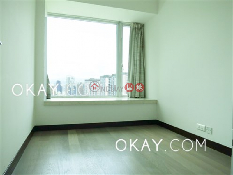 Lovely 4 bedroom with harbour views & balcony | Rental | The Legend Block 3-5 名門 3-5座 Rental Listings