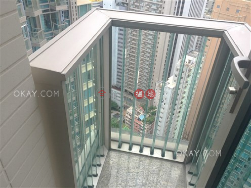 HK$ 31,000/ month | The Avenue Tower 2 Wan Chai District Popular 2 bedroom on high floor with balcony | Rental