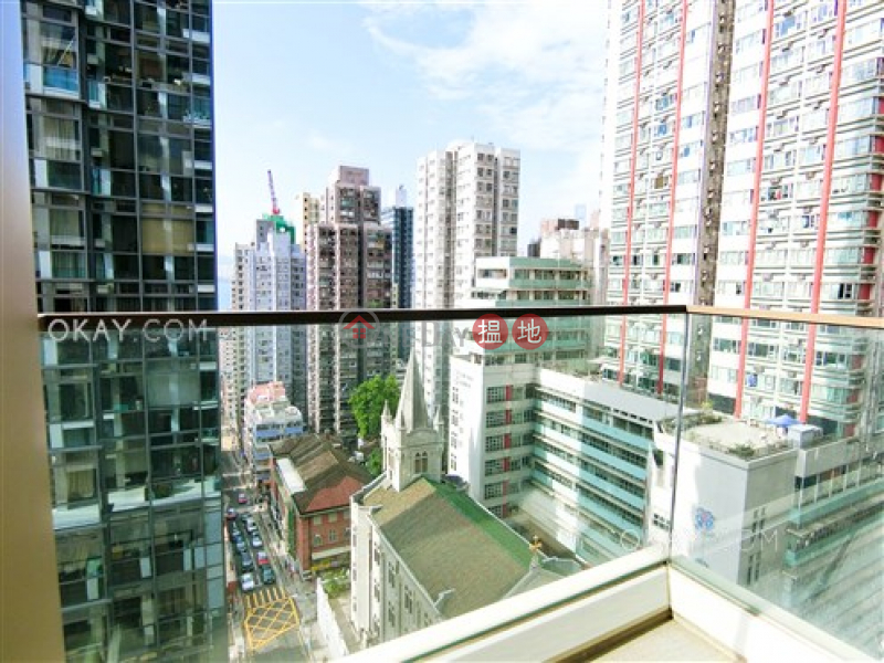 Charming 3 bedroom with balcony | For Sale | 98 High Street | Western District, Hong Kong, Sales HK$ 24.8M