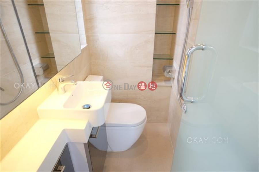Generous 3 bedroom on high floor with balcony | Rental | 18 Catchick Street 吉席街18號 Rental Listings