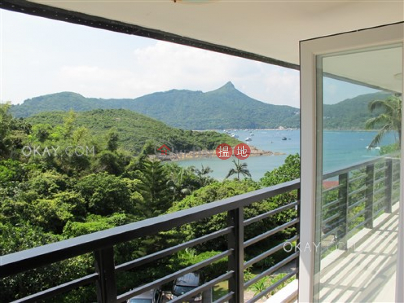 Property Search Hong Kong | OneDay | Residential, Sales Listings, Stylish house with sea views, balcony | For Sale