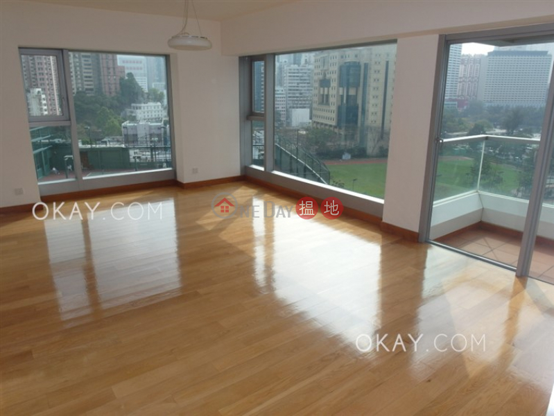 Property Search Hong Kong | OneDay | Residential Rental Listings | Luxurious 3 bedroom with harbour views & balcony | Rental