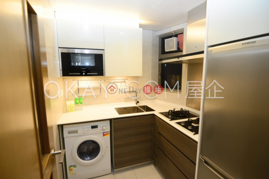 Charming 3 bedroom on high floor with balcony | Rental | Harmony Place 樂融軒 Rental Listings