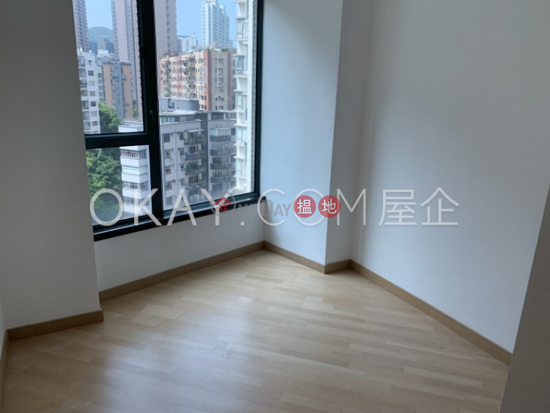 Stylish 3 bedroom on high floor with harbour views   Rental, 80 Robinson Road   Western District, Hong Kong Rental   HK$ 45,000/ month
