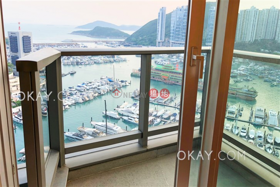 Property Search Hong Kong | OneDay | Residential | Rental Listings Elegant 2 bedroom on high floor with balcony & parking | Rental