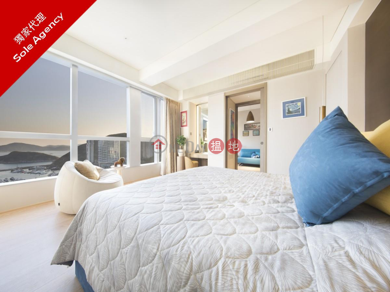 HK$ 55M | Marinella Tower 3, Southern District | 2 Bedroom Flat for Sale in Wong Chuk Hang
