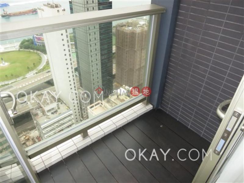 2房1廁,極高層,星級會所,露台《西浦出租單位》|西浦(SOHO 189)出租樓盤 (OKAY-R100142)