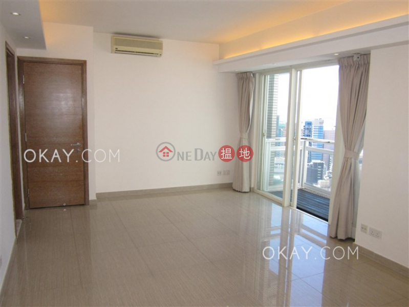 Unique 3 bed on high floor with harbour views & balcony | Rental, 108 Hollywood Road | Central District Hong Kong | Rental HK$ 100,000/ month