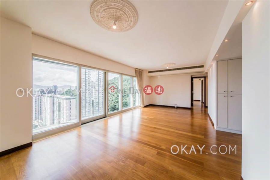 Luxurious 4 bedroom with balcony & parking | For Sale, 23 Tai Hang Drive | Wan Chai District | Hong Kong | Sales HK$ 40M