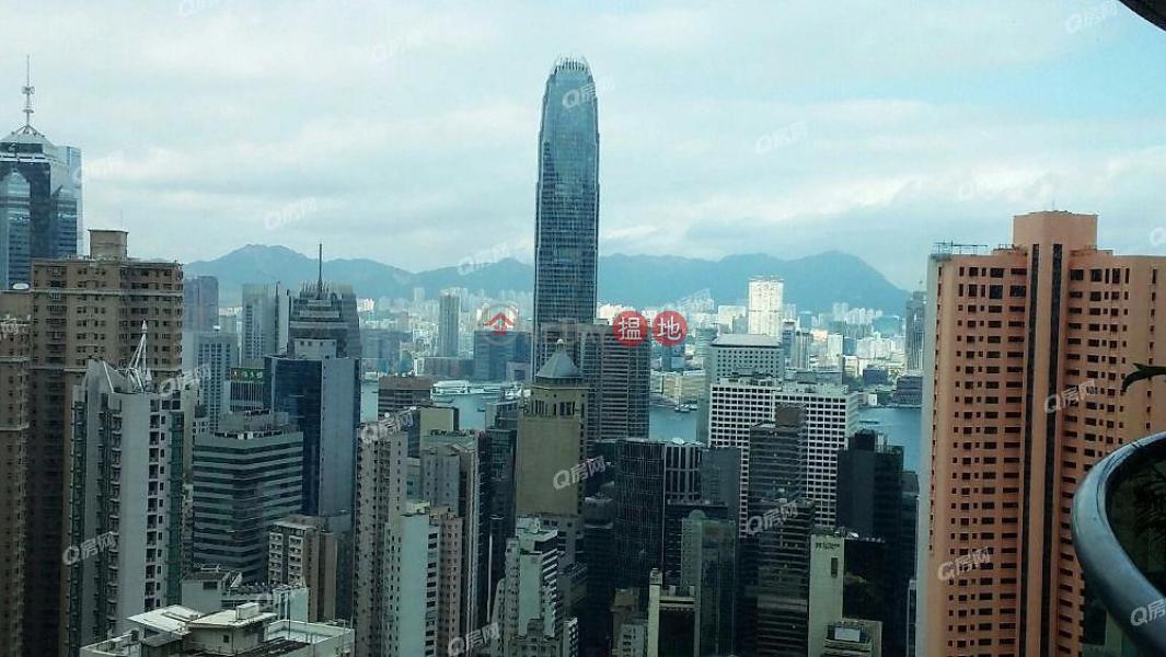 豪宅名廈,名牌發展商,身份象徵,開揚遠景,連車位《帝景園買賣盤》-17-23舊山頂道 | 中區香港出售HK$ 9,500萬