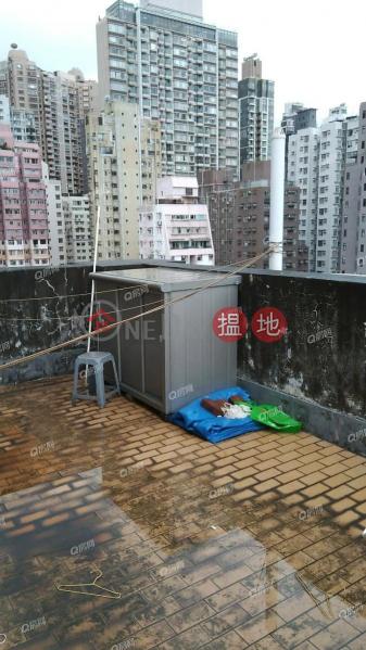 特色連天台單位,開揚少海景,名牌校網,鄰近地鐵《豐景閣租盤》284-288皇后大道西 | 西區-香港|出租HK$ 23,000/ 月